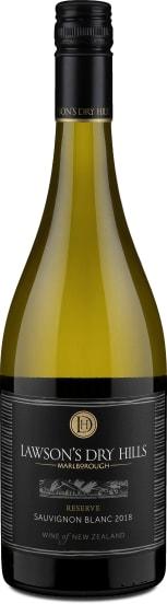 'Reserve' Sauvignon Blanc Marlborough 2018