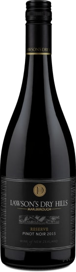 Reserve Pinot Noir Marlborough 2015