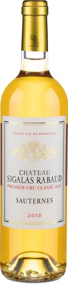 Premier Cru Classé Sauternes 2010