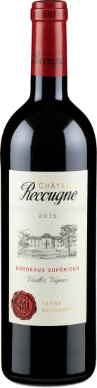 'Vieilles Vignes' Bordeaux Supérieur 2015