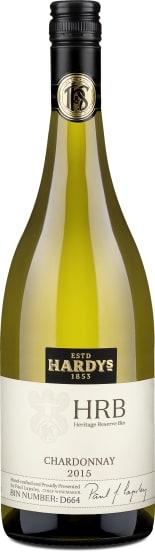 Chardonnay Heritage Reserve Bin 'HRB' 2015