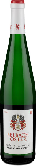 Riesling Auslese 'Graacher Domprobst' Mosel 2017