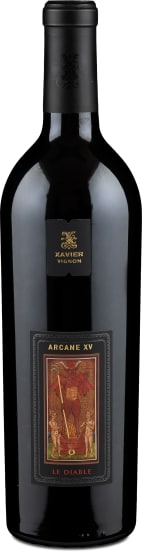 'Arcane XV - Le Diable' Vin de France 2015