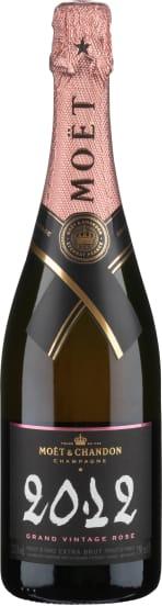 'Grand Vintage' Rosé Extra-Brut 2012