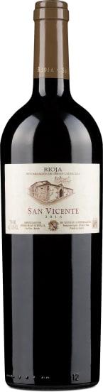 Tempranillo Peludo 'San Vicente' Rioja 2016
