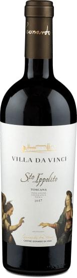 'Villa da Vinci Santo Ippolito' Rosso Toscana 2017