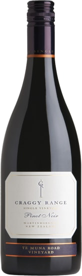 Pinot Noir 'Te Muna Road' Vineyard 2016