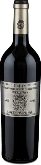 'Licenciado' Rioja Reserva 2016