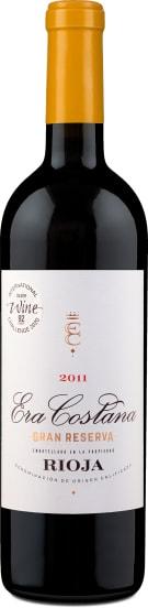 'Era Costana' Gran Reserva Rioja2011