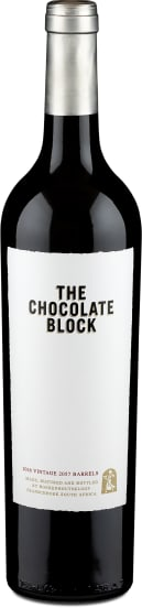 'The Chocolate Block' Swartland 2018