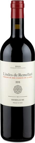 Lindes de Remelluri 'Viñedos de San Vicente de la Sonsierra' Rioja 2015