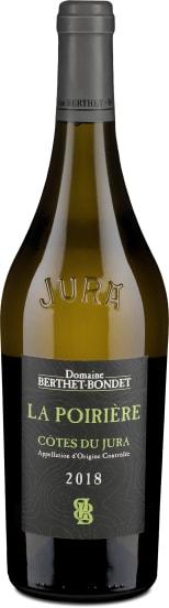 Côtes du Jura 'La Poirière' Chardonnay 2018 - Bio