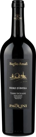 Nero d'Avola 'Baglio Amafi' Sicilia 2015