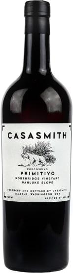 Primitivo 'CasaSmith Porcospino' 2017