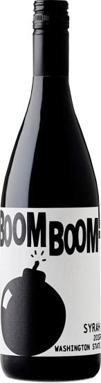 '!Boom Boom!' Syrah Washington State 2017