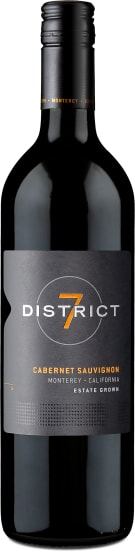 District 7 Cabernet Sauvignon 2018