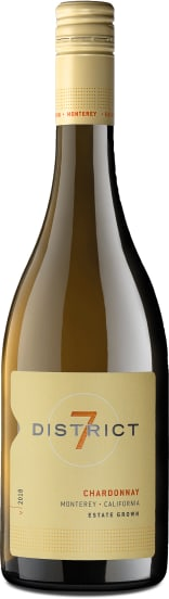District 7 Chardonnay 2018