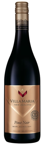 Pinot Noir Cellar Selection Marlborough 2018