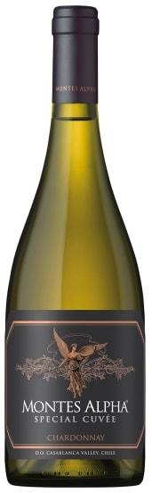 Montes Alpha Chardonnay Special Cuvée 2018