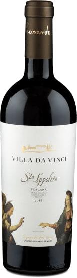 'Villa da Vinci Santo Ippolito' Rosso Toscana 2018