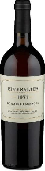 Rivesaltes Vin Doux Naturel 1971
