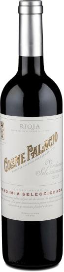 'Cosme Palacio' Rioja Vendimia Seleccionada 2018