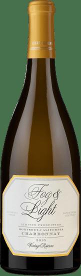 'Fog & Light' Chardonnay Monterey California Reserve 2018