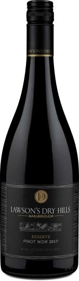 Reserve Pinot Noir Marlborough2017
