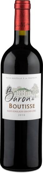 'Baron de Boutisse' Saint-Émilion Grand Cru 2016