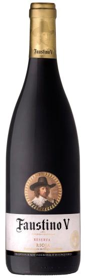 'Faustino V' Rioja Reserva 2015