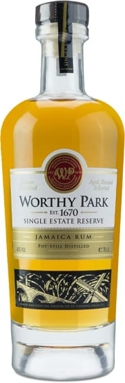 'Single Estate Reserve' Jamaica Rum