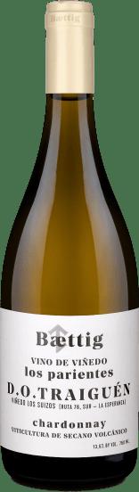 Vino de Viñedo Los Parientes Chardonnay Traiguén 2019