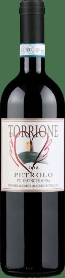 'Torrione' Val d'Arno di Sopra Petraviva Rosso 2018 - Bio