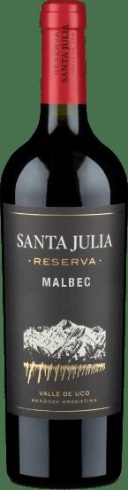 Reserva Malbec Valle de Uco 2019