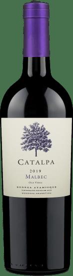 Malbec 'Catalpa' Valle de Uco Mendoza 2019