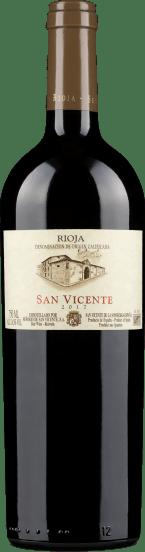 Tempranillo Peludo 'San Vicente' Rioja 2017