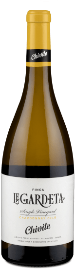 'Finca Legardeta' Navarra Chardonnay 2019