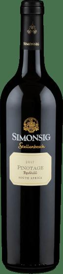 Pinotage 'Redhill' Stellenbosch2017