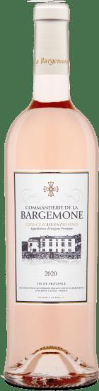 Rosé Côteaux d'Aix-en-Provence2020 – Bio