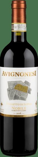 Poggetto di Sopra Vino Nobile di Montepulciano 2016
