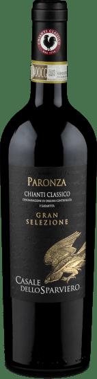 Chianti Classico Gran Selezione Vigna Paronza 2016