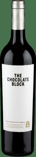 'The Chocolate Block' Swartland 2019