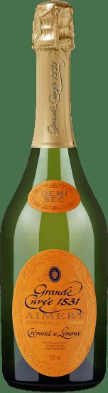 'Grande Cuvée 1531 de Aimery' Crémant de Limoux Demi Sec