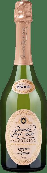'Grande Cuvée 1531 de Aimery' Crémant de Limoux Brut Rosé