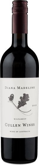 'Diana Madeline' Wilyabrup Margaret River 2018 - Bio