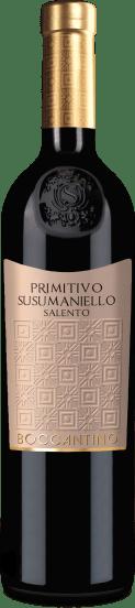 Primitivo Susumaniello Salento2020