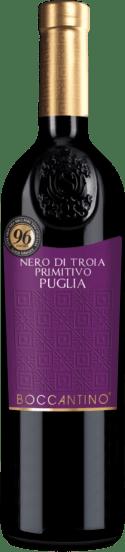 Boccantino Nero di Troia Primitivo Puglia 2019