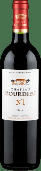 'N°1' Blaye Côtes de Bordeaux 2019