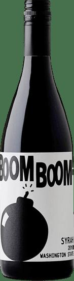 '!Boom Boom!' Syrah Washington State 2018
