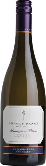 Sauvignon Blanc 'Te Muna' Road Vineyards 2020